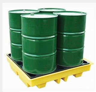 Drum Bund (4 Drum) - Polyethylene