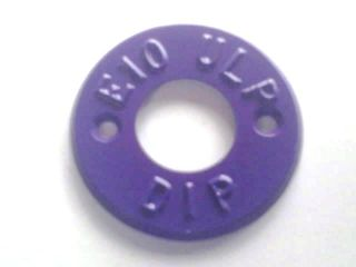 Dip Marker - E10 Ulp (purple) - Metal