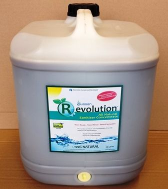 Organic Sanitiser Concentrate (20 L)