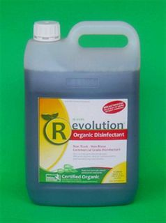 Organic Sanitiser Concentrate (5 L)