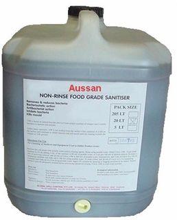 Org. Deodoriser & Sanitiser Conc. (20 L)