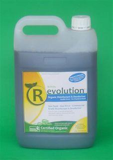Org. Deodoriser & Sanitiser Conc. (5 L)