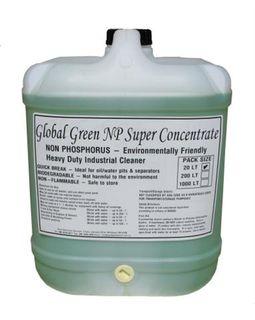 Green  N P  Detergent - Super Conc.(20l)