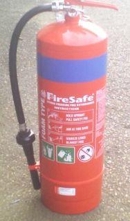 Fire Extinguisher 9 L - Foam