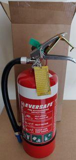 Fire Extinguisher 2.5kg - Dry Powder