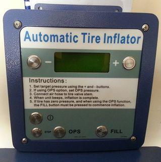 Digital Tyre Inflator 240vac - Outdoor