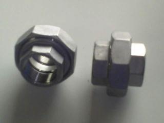 "Union ( F&f) 11/2"" (40mm) - S/s"