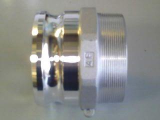 """Camlock F - Adaptor 6"""" 150mm Al"""