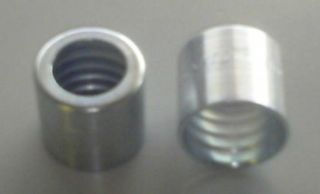 "Crimp Ferrule X 3/4"" Hose"