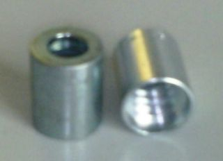 "Crimp Ferrule X 1/4"" Hose"