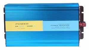 Power Inverters (12/24v -->240v)