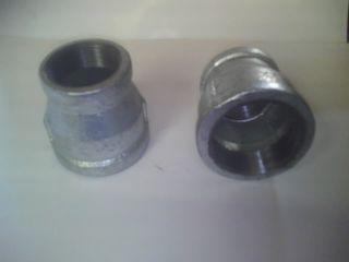Galvanised Maliable Steel
