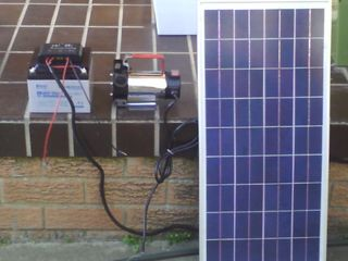 Solar Power System (12v)