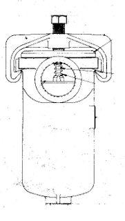 Basket Strainer (40mm) S/s