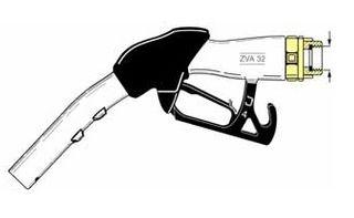 Hi - Flo Nozzle - Z V A 32.44 (1.25in)