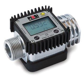 Flowmeter 1in (25mm) Digital - All Fuels