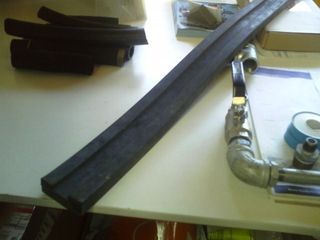 Chassis Rail Rubber