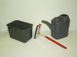 Driveway Bin Watering Can