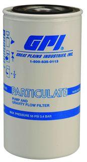Filter Element - G P I Fm100 Flowmeter