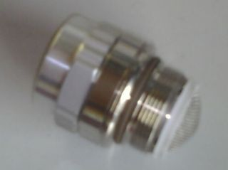 Swivel Adaptor - Z V A Style 25mm Bspp