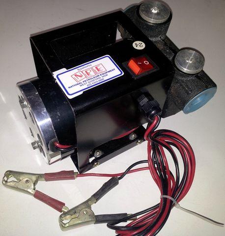 N P E 12v Electric Transfer Pump (70l/m)