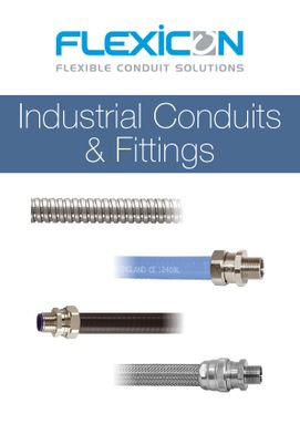 Flexicon Industrial Conduits & Fittings