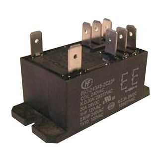 Heavy duty relays