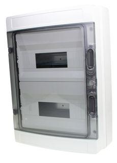 Load Centre Din mount 24 Pole 420x298x140 IP65