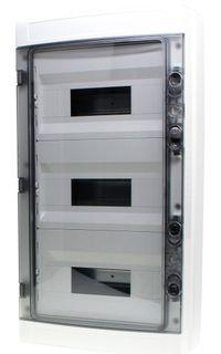 Load Centre Din mount 36 Pole 570x298x140 IP65