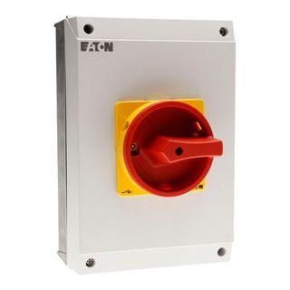 Isolator Enclosed IP65 63A 3 pole