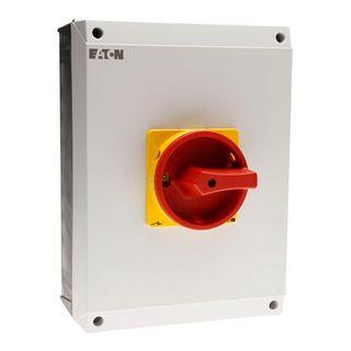 Isolator Enclosed IP65 100A 3 pole