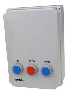 Reversing Starter 3 phase 1hP 415V 2.2-3.4A O/load