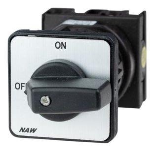 Cam Switch EZ type 1Pole 20A Aut Man Pan Mnt