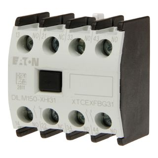 Auxiliary Contact for DILM40-150 3 N/O 1 N/C