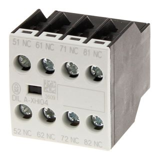 Auxiliary Contact for DILM7-32 4 N/C