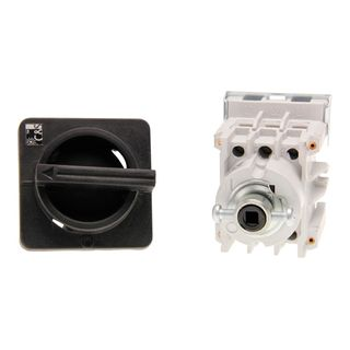 Load Break Switch c/w handle - shaft 3 pole 40A