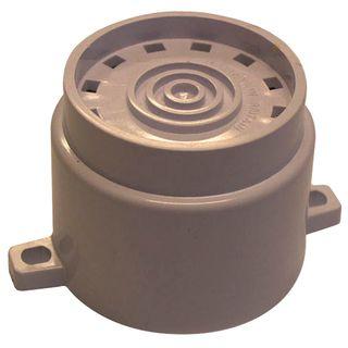 Siren 9-28VDC Plasti S/Mnt 99-101dB 28 Tones IP65