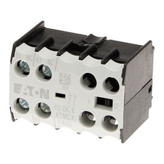 Auxiliary contacts suits mini frame contactors