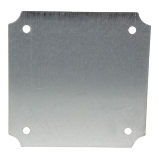 Mounting Plate Steel 50x80 suits BOXCO Range