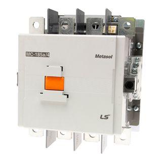 Contactor LS Electric 132kW 225A 240VAC 2NO 2NC