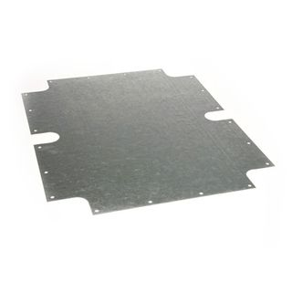 Mounting Plate Galvanised 460x380