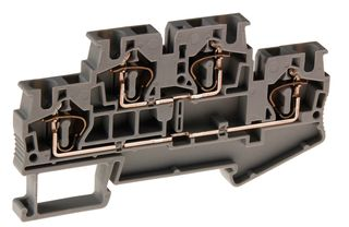 ST Terminal Double Level 2.5mm 1 In /  1out x2 26A