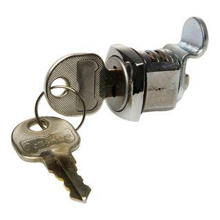 Enclosure Accessory Hinged Key Lock SUS304