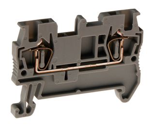 ST Terminal Single Level 4mm 1 In / 1 out 40A