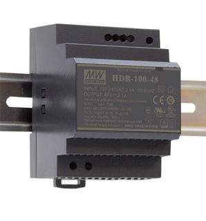 Power Supply 85-264VAC In 12VDC  7.1A Out 85.2 W