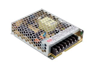 Power Supply 85-264VAC In 24V  4.5A Out 100W