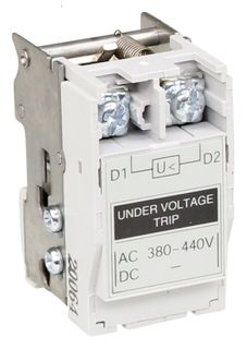 Under Voltage Trip suit TS100 /160 /250 380-500VAC