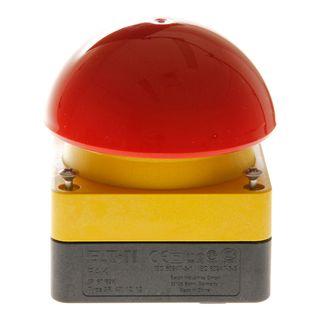 Push Button Emerg Stop M/Room Pull 1 N/O 1 N/C