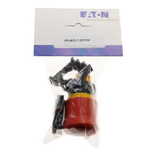 Pushbutton Hang Sell Twist E/Stop + Adaptor 1N/C