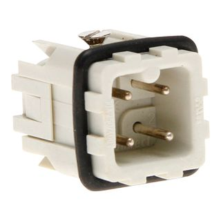Socket Inserts 3P+E 10A Male Plug Outlet Insert